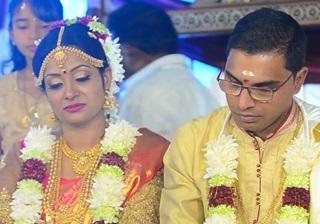 Linganaden & Vaneshri Tamil Wedding Mauritius