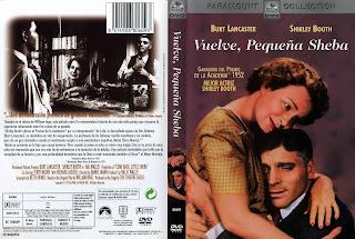 Carátula dvd: Vuelve pequeña Sheba (1952)