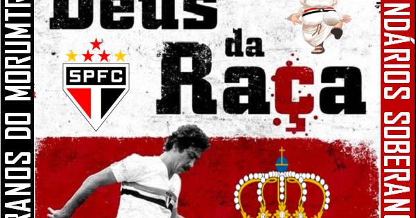 Chicão - O Deus da Raça Tricolor