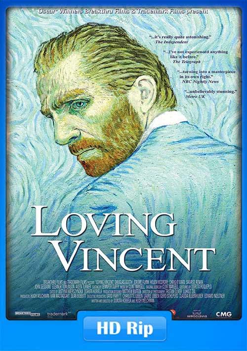 Loving Vincent 2017 720p WEB-DL 750MB Poster
