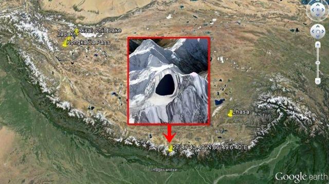 Над резиденцией Премьер-министра Индии в Гималаях был замечен НЛО