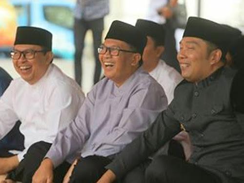 Bukber Forkompinda Kota Bandung