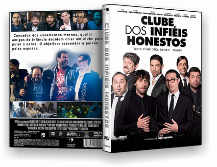 CAPA DVD – club dos infies honestos DVD-R