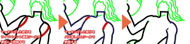 両腕の作成2