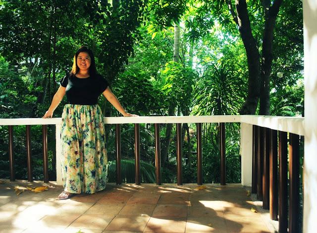 Buri Resort Balcony