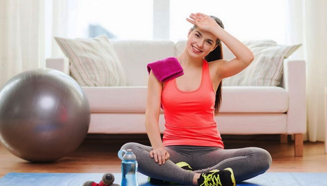 4 Macam Olahraga Di Dalam Rumah Yang Cukup Menyenangkan