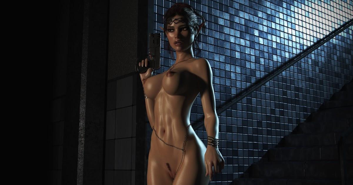 Sci fi fantasy porn captions