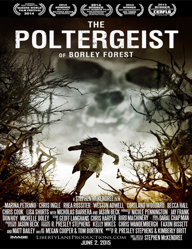 Ver The Poltergeist of Borley Forest (2013) Online
