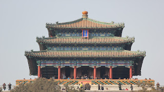 Forbidden city desktop wallpaper travel photography