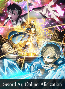 Descargar Sword Art Online: Alicization [10/??] [HD] [Mega]