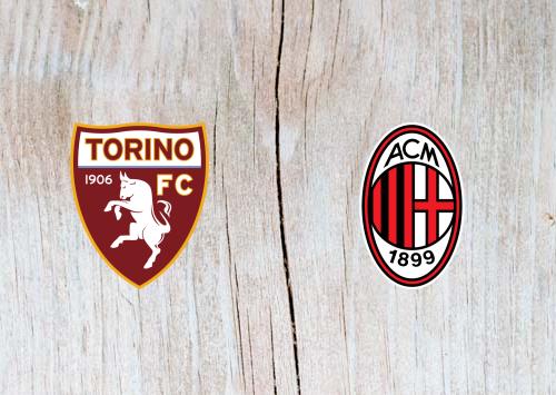 Torino vs AC Milan Full Match & Highlights 26 April 2019