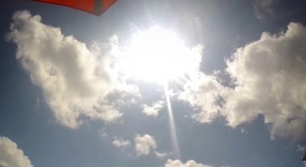 Previsão de tempo nublado no sábado e sol no domingo em Alagoas