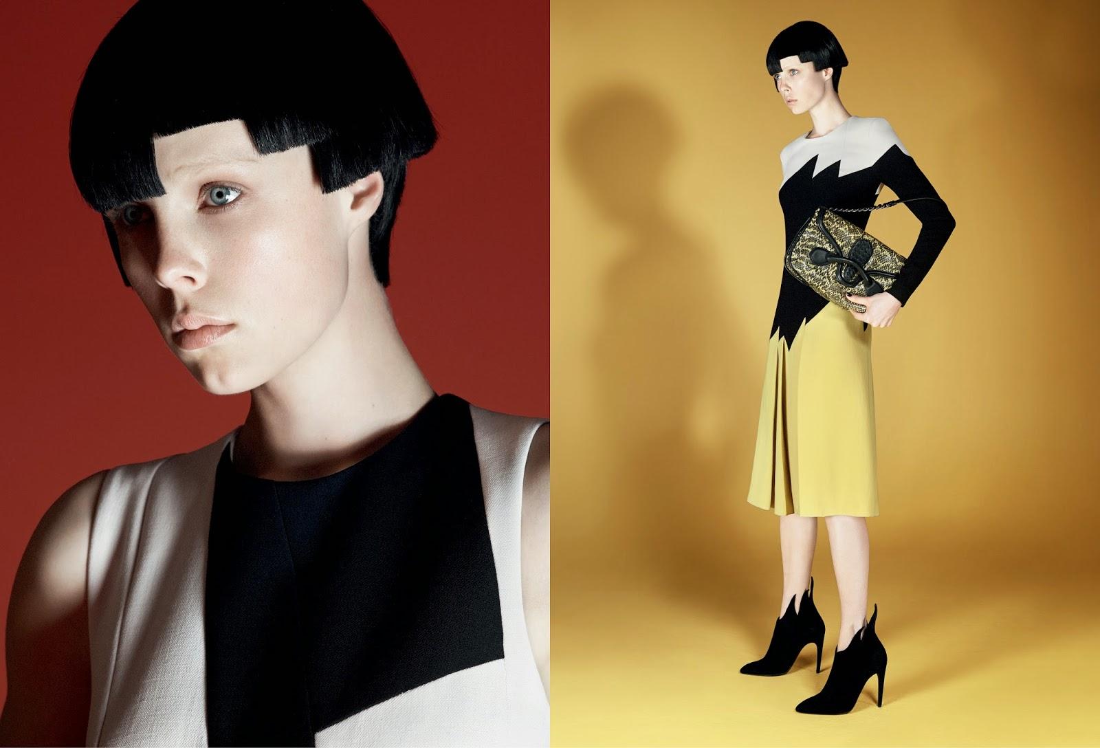 Bottega Veneta Debuts Fall/Winter 2014 Ad Campaign