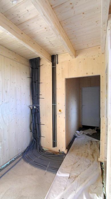 notre maison passive au pays des 3 fronti res lorraine plomberie commencement. Black Bedroom Furniture Sets. Home Design Ideas