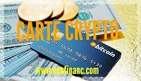 Le lancement de la première carte crypto au monde