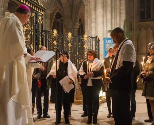 Confirmation cathédrale de Sens 2016