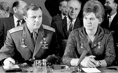 Yuri Gagarin, International Day of Human Space Flight 12 April