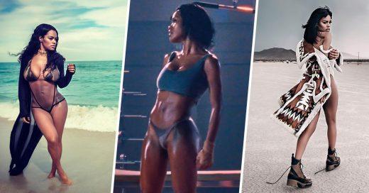 """Teyana Taylor, la mujer que impacta en video """"Fade"""""""