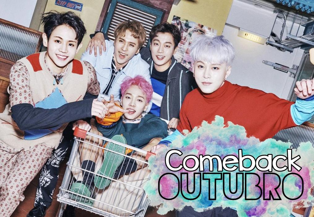 |K-Pop| Melhores comebacks de outubro