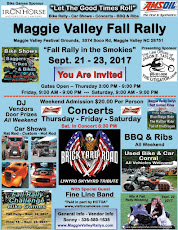 Maggie Valley Fall Rally