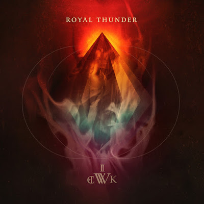 Favorite Albums of 2017 Number 4 - Royal Thunder's WICK