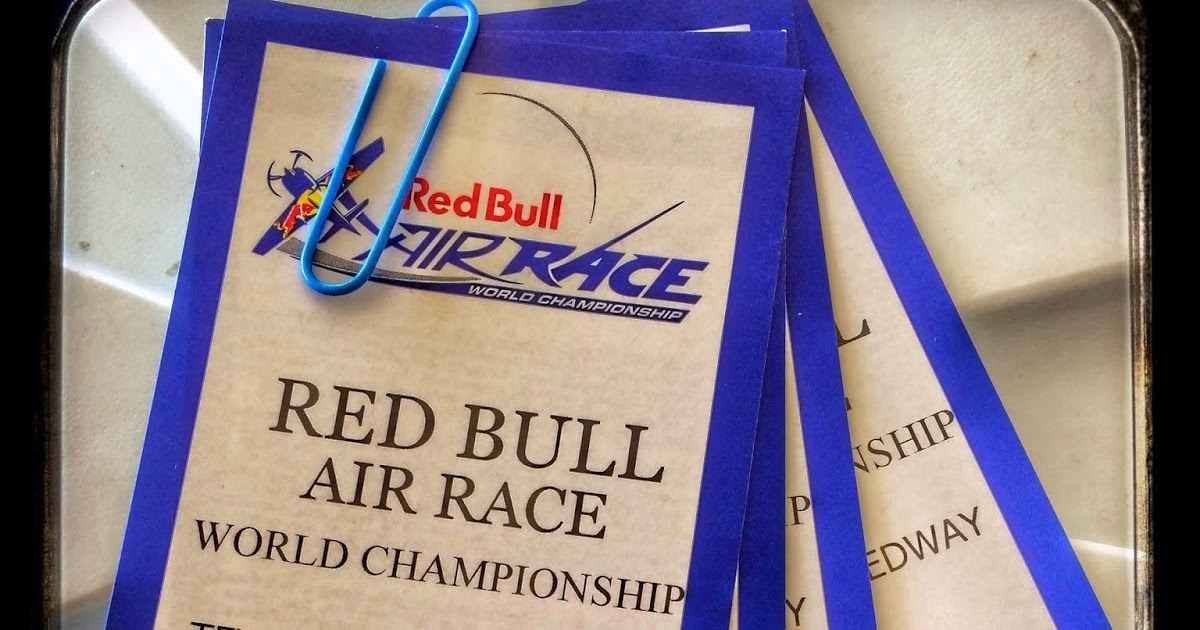 Ron's RV7 Factory: Red Bull Air Races Dallas