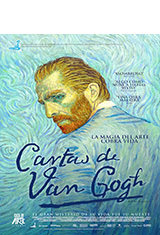 Cartas de Van Gogh (2017) BRRip 1080p Latino AC3 2.0 / ingles AC3 5.1