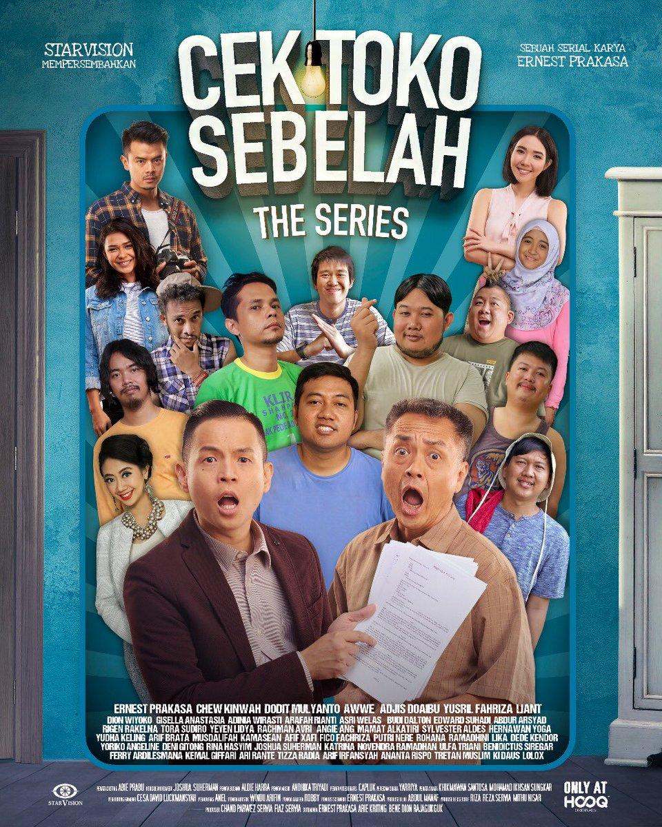 Download Cek Toko Sebelah: The Series (2018)