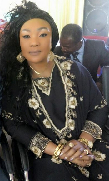 eucharia anunobi father burial