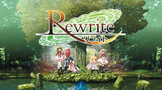 Download Anime Rewrite Subtitle Indonesia Batch