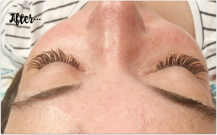 Russian Volume Lashes at Claudine King Brows & Beauty Bar