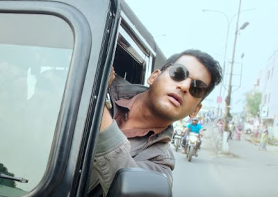 Ayogya Movie Images, Ayogya Movie Pictures, Ayogya Movie Wallpapers, Ayogya Vishal Look, Photo