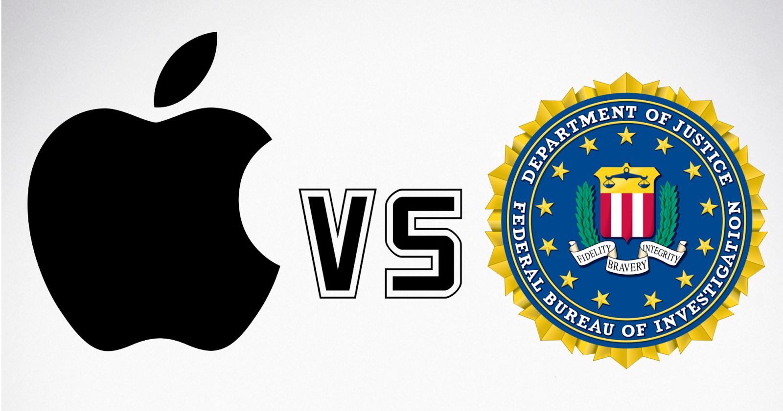 De Tecnología y más.: Apple contra el FBI