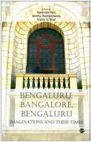 Book about Bangalore city, Kempegowda bengaluru