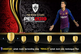 Download Textures PES Jogress v3 2019 Special Gold Edition HD Quality