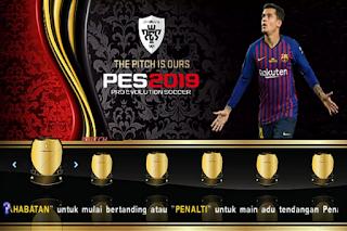 Download Textures PES Jogress v3 2019 Special Gold Edition HD Quality