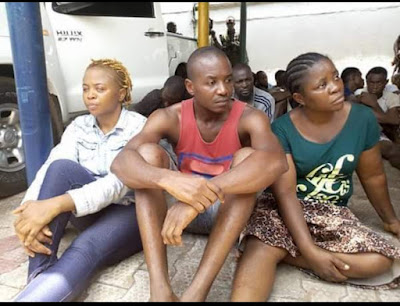 Police Command Parades Three For Posting Nude Video Of Lady On Social Media