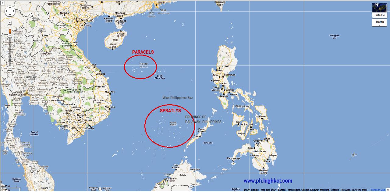 West Philippine Sea