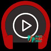 Crimson Music Player MP3 Lyrics Playlist Pro APK