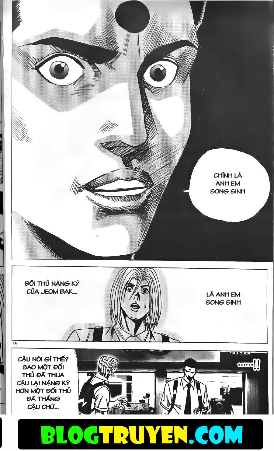 Bitagi - Anh chàng ngổ ngáo chap 182 trang 8