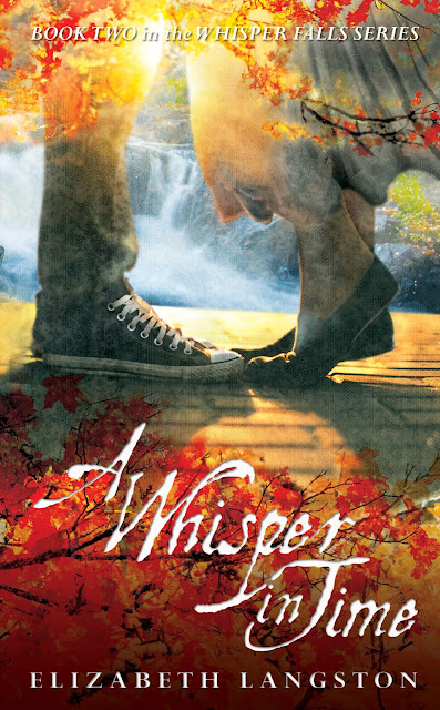 **Cover Reveal** A WHISPER IN TIME by Elizabeth Langston