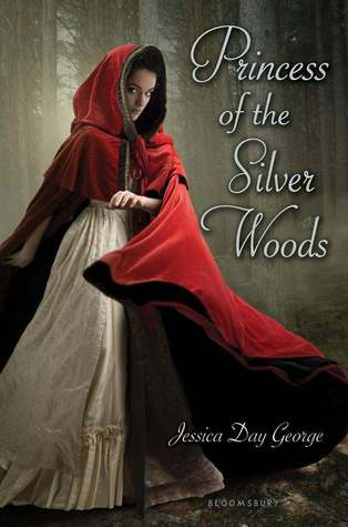 Author Interview: The Princess of the Silver Woods by Jessica Day George