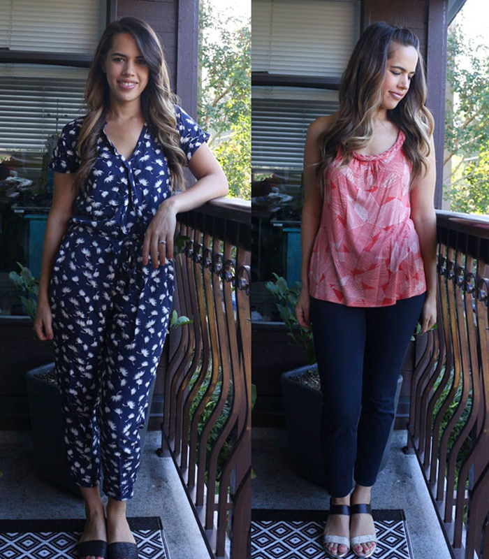 Jules in Flats July Outfits 2016
