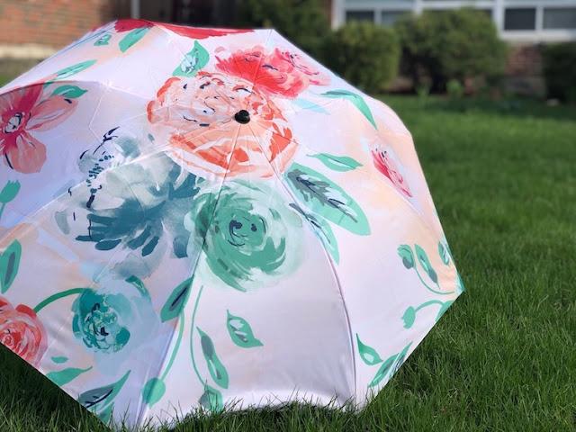 Hallmark Canada Mother's Day Patina Vie Umbrella
