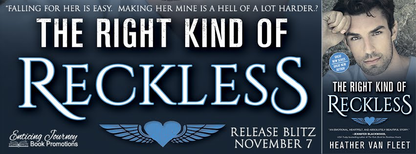 The Right Kind of Reckless Release Blitz