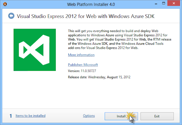 Visual Studio Express 2013 Free Download