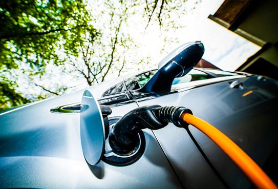 Mra Elektrisch Laadpalen Elektrische Auto S Achterhaald