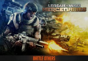 League Of War Mercenaries Mod Apk 2018