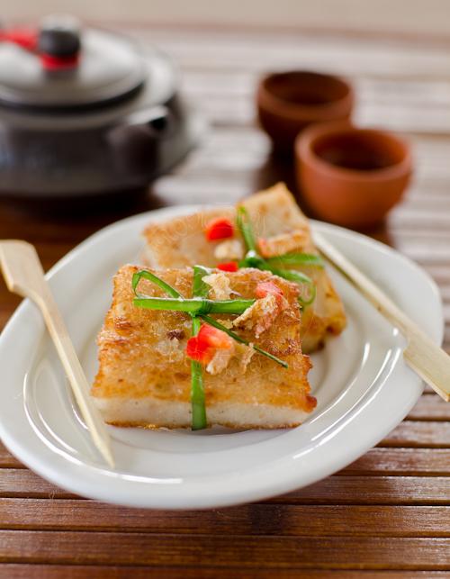Resepi Kuih Lobak Putih Radish Cake Kongsi Resepi