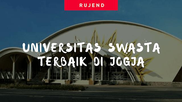 Universitas swasta terbaik di Jogja